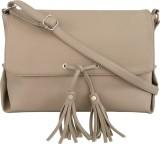 Toteteca Bag Works Women Beige PU Sling ...