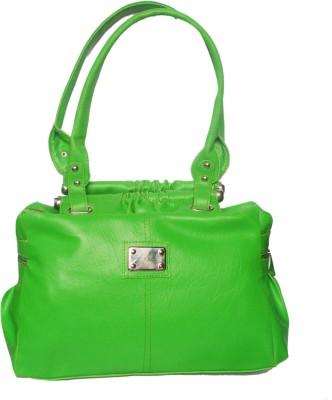 WEEBILL Women Green PU Sling Bag