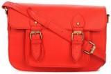 Peperone Women Casual Red PU Sling Bag