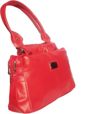 WEEBILL Women Pink PU Shoulder Bag