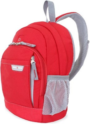 Swiss Gear Men, Women, Boys, Girls Red Polyester Sling Bag