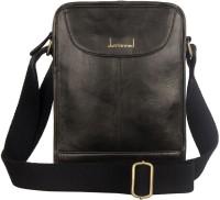 Justanned Men Multicolor Genuine Leather Messenger Bag