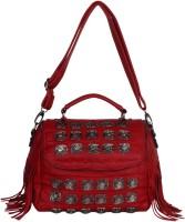 Brazeal studio Women Multicolor PU, Metal Sling Bag
