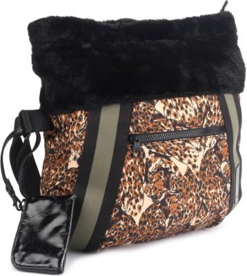 Puma Women Casual Multicolor Sling Bag