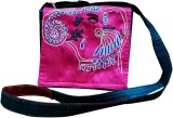 Indha Craft Women Casual Blue, Pink Poly...