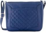 Falah Bag Works Women Casual Blue PU Sli...