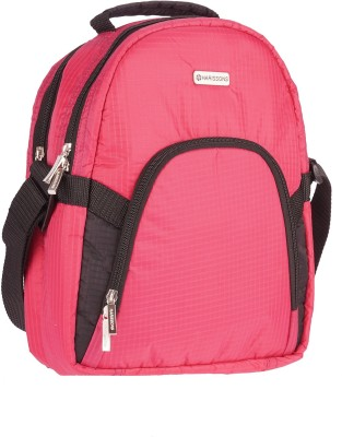 Harissons Men, Women Pink Polyester Sling Bag