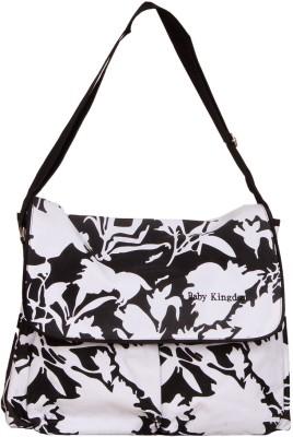 PRETTY KRAFTS Boys, Girls Black Polyester Shoulder Bag