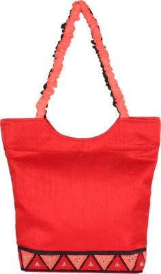 Art Horizons Women Red Cotton Shoulder Bag