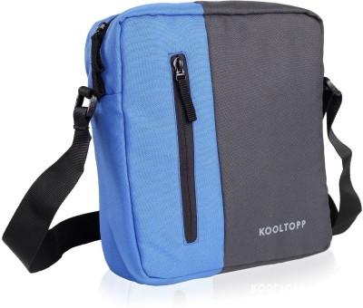 Kooltopp Men, Women, Girls, Boys Blue Polyester Sling Bag