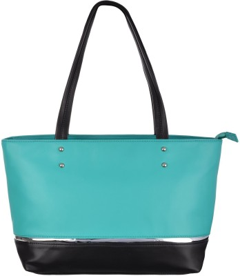 Freppy Women Green PU Sling Bag