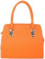 Attachover Services Women Orange PU Shoulder Bag