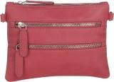 Pockit Women Pink PU Sling Bag