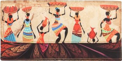 Zoe Makhoa Girls, Women Multicolor Canvas Sling Bag