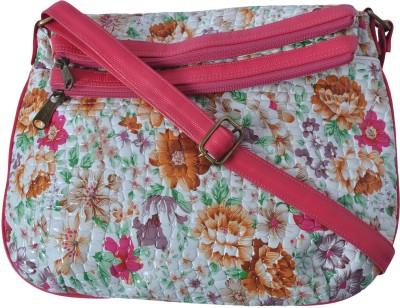 Stylocus Women Casual Multicolor Leatherette Sling Bag