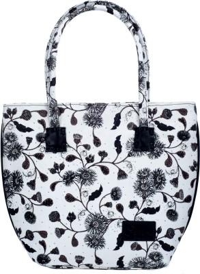 Ocean Homestore Women Black Leatherette Hand-held Bag