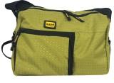 Alkah Women Yellow PU Sling Bag
