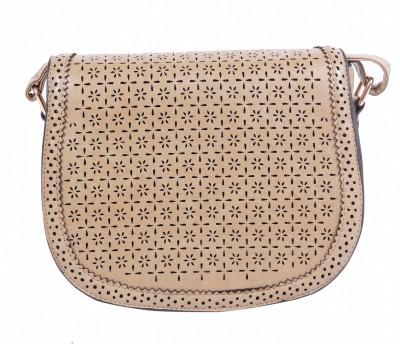 Celladorr Girls, Women Brown PU Sling Bag