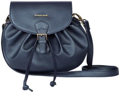 Fastrack Girls Blue PU Sling Bag