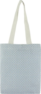 Delfe Women Casual Blue Canvas Sling Bag