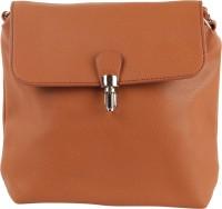 Tamirha Women Brown Rexine Sling Bag