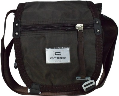 Cropp Men, Women Brown Nylon Sling Bag