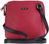 Lavie Women Red PU Sling Bag