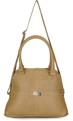 Bags Craze Women Tan PU Sling Bag