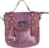 Chanter Women Casual Purple Genuine Leat...