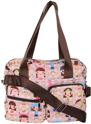 SurprizeMe Women Multicolor Nylon Shoulder Bag