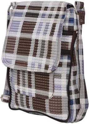 SV Creations Women Multicolor PU Sling Bag