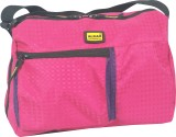 Alkah Women Pink PU Sling Bag