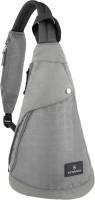 Victorinox Men Grey Nylon Shoulder Bag