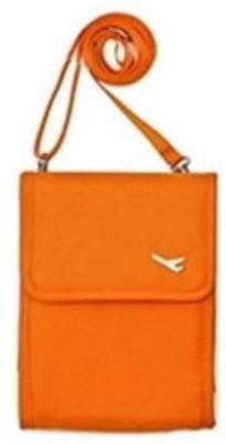 Ruby Girls Orange Canvas Sling Bag