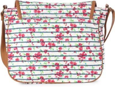 People Women Multicolor PU Sling Bag