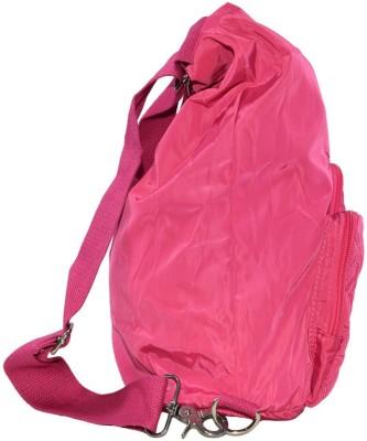 Cropp Girls, Women Pink Nylon Sling Bag