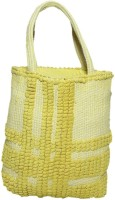 Diwaah Women Yellow Cotton Tote