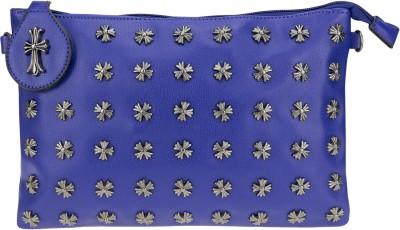 Zeva Girls, Women Blue PU Sling Bag