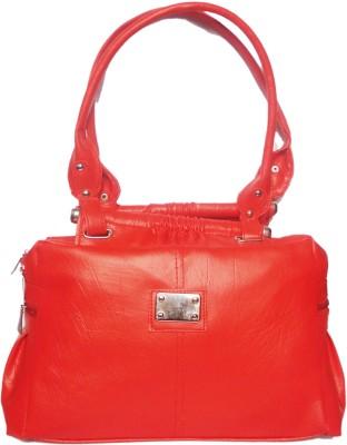 WEEBILL Women Red PU Shoulder Bag