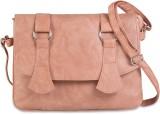 Felicita Women Pink PU Sling Bag