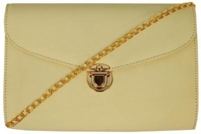 Borse Women White PU Sling Bag