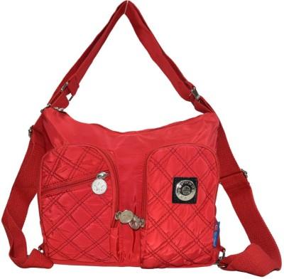 Cropp Girls, Women Red Nylon Sling Bag