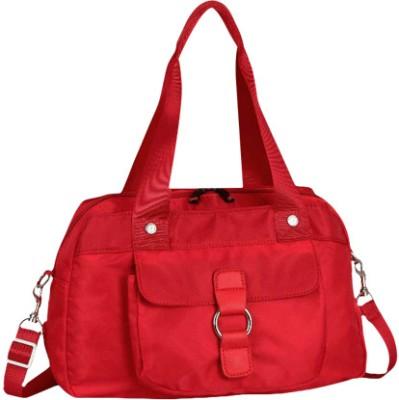 Fastrack Women Red Polyester Sling Bag