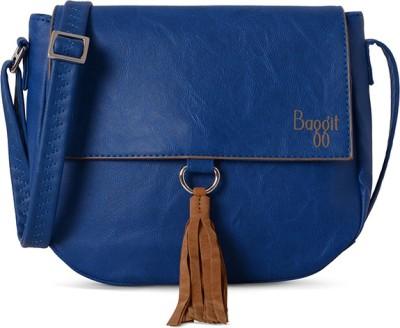Baggit Women Blue  Clutch