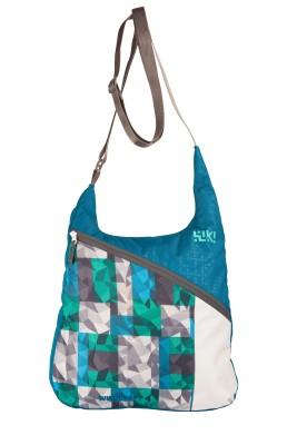 Wildcraft Women Green Polyester Sling Bag