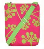 Orange Bunch Women Pink Canvas Sling Bag