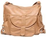 Borse Women Beige PU Sling Bag