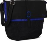 Baggit Women Black Nylon Sling Bag