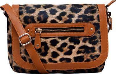 Lychee Bags Girls Casual Multicolor PU Sling Bag