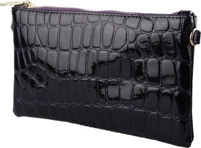 Stylehoops Women, Girls Purple PU Sling Bag